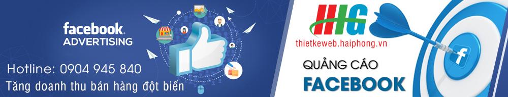 Dịch vụ quảng cáo Facebook tại Hải Phòng